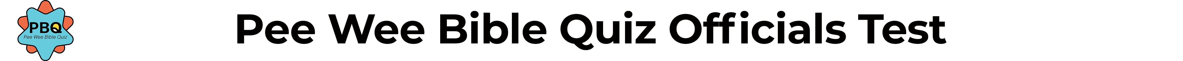 officials Quiz1